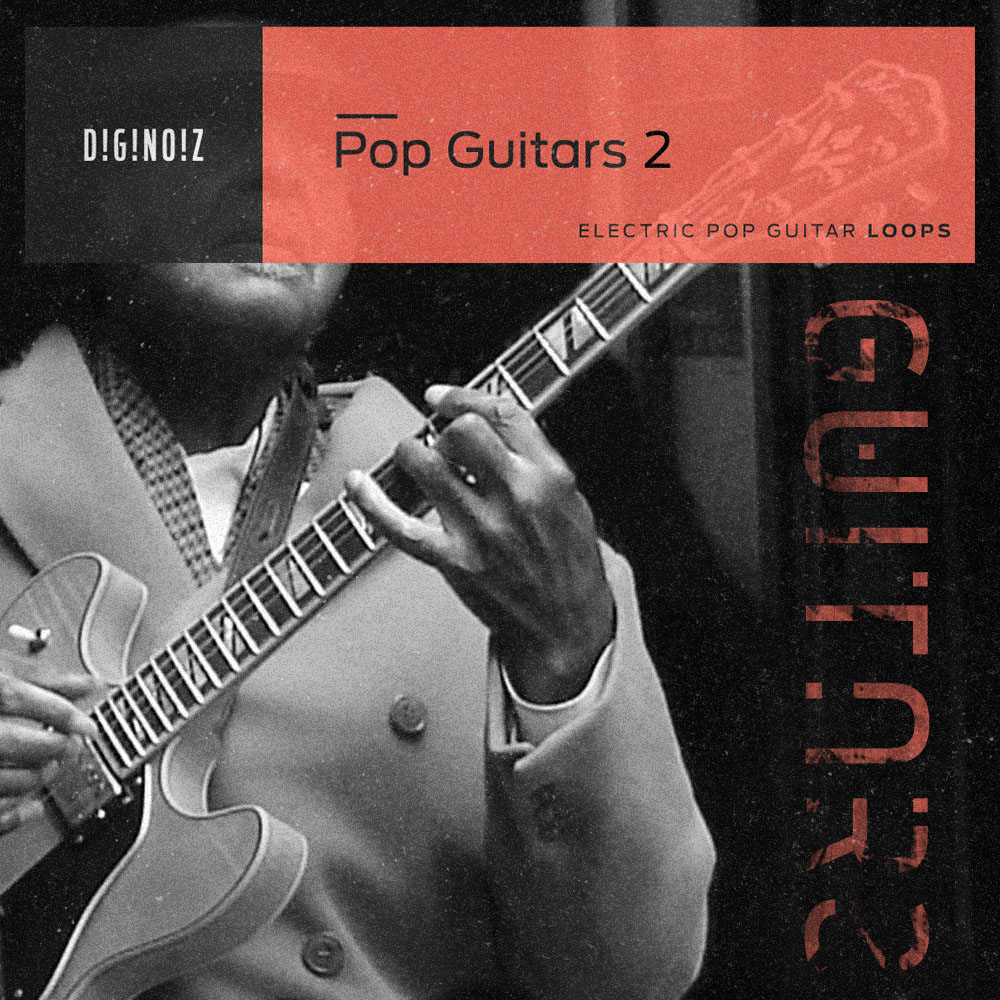 pop guitar loops