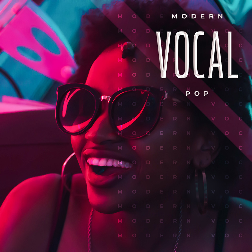 Melodic Pop Vocals Construction Kits From Diginoiz